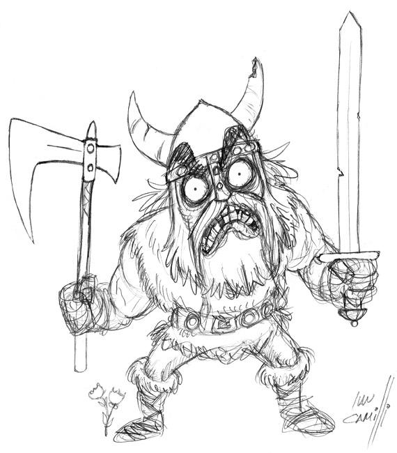 Mad Viking