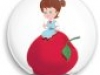 nurse-and-apple-pin-button1