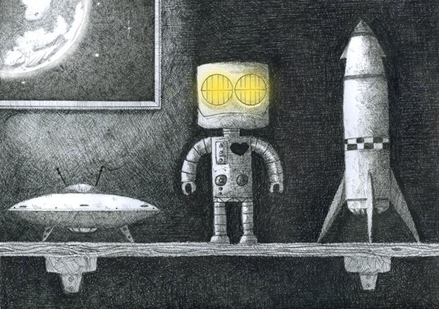 Scifi Toys